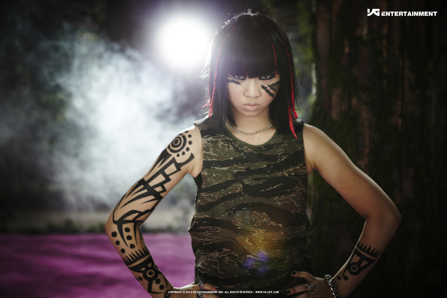 GALLERY Minzy new pictures