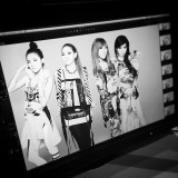[PHOTO] 140716 Nylon Japan shares a BTS of 2NE1 for NYLON Japan Magazine