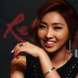 [INSTAGRAM] 140913 Minzy's Mum shares a beautiful pic of her gorgeousdaughter