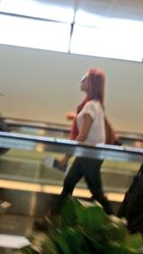 [PHOTOS] 140912 Fantakens of Minzy's Arrival at Changi Airport,Singapore