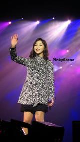 [PHOTOS] 141017 Fantaken Photos of Minzy at AON MacauSoundcheck