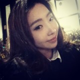 [INSTAGRAM] 141126 Minzy uploads a gorgeous photo ofherself
