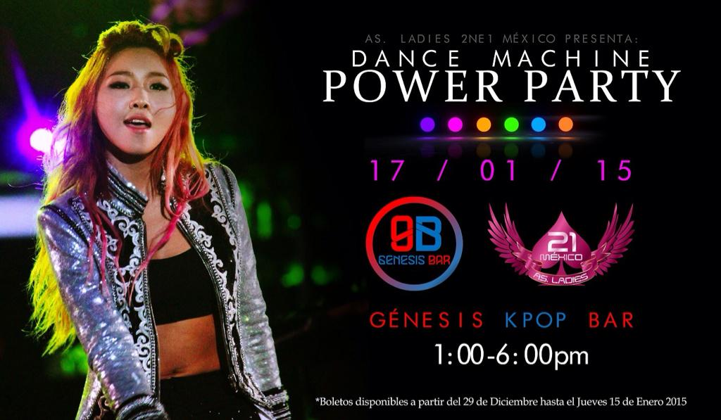 dancemachinepowerparty