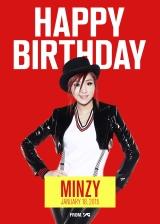 ✮ Various Celebrations For Minzy's 22nd Birthday!#MinzyIs2NE2